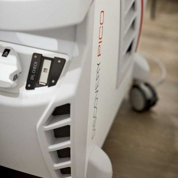 We use the Discovery Pico Laser at Next Level Clinic